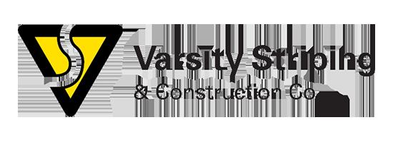 Varsity Striping Logo