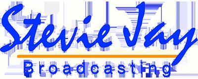 Logo for Stevie Jay Broadcasting